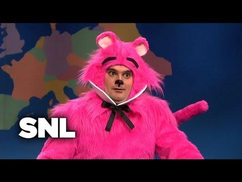 Weekend Update: Snagglepuss on Gay Marriage - SNL