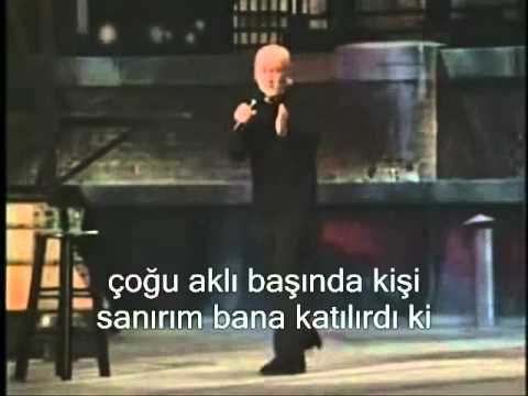 Ateist Komedyen George Carlin