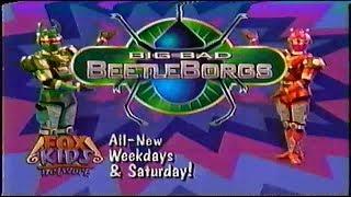 Summer 1996 FOX Kids Network Commercial Breaks Part 1/2