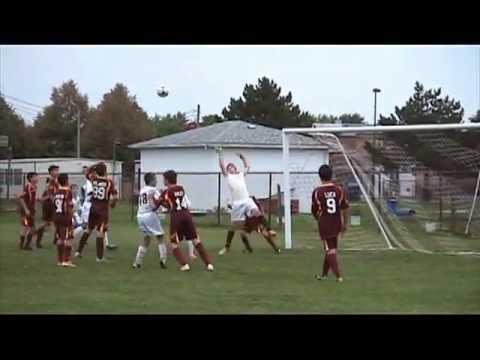 Tecumseh Warriors U13 Boys vs Windsor Wheels 2013 08 22
