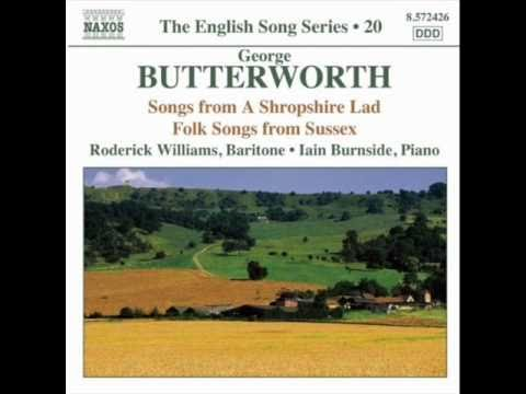 Butterworth - The lads in their hundreds (Roderick Williams)