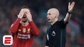 The Premier League is the only league having this much trouble with VAR - Stewart Robson | ESPN FC