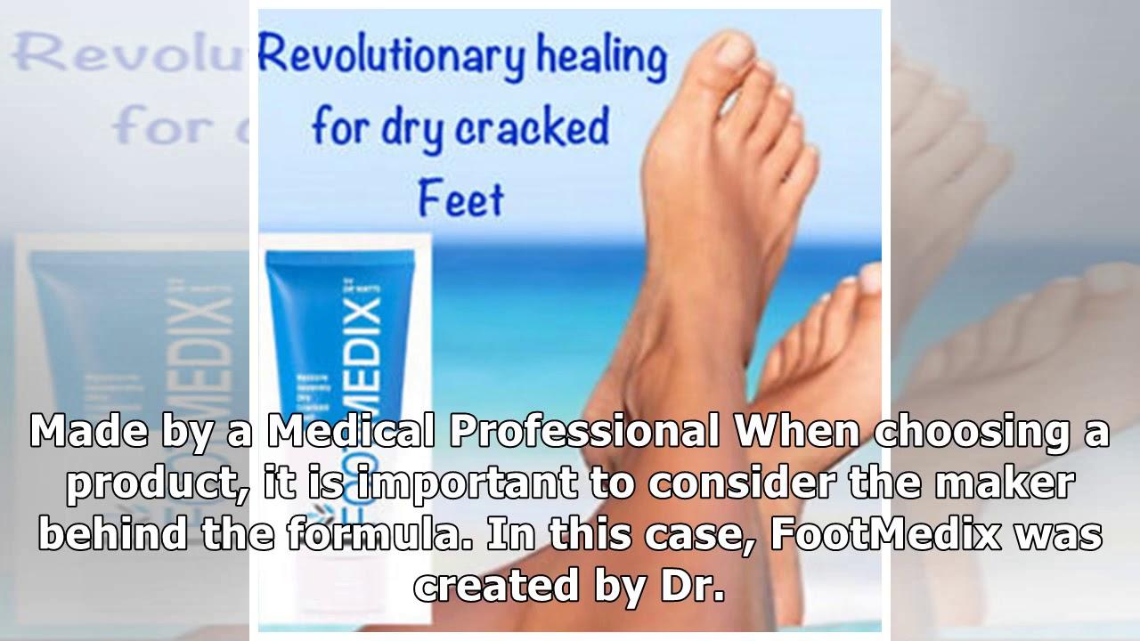 Footmedix Dr Watts Dermal Medix Foot Skin Cream Youtube