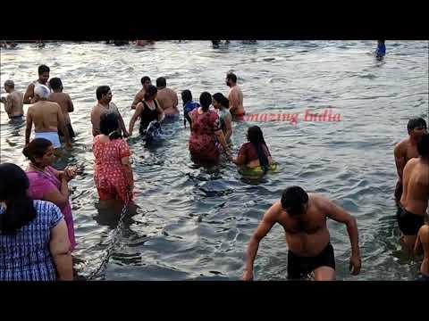 Open Bath Hari Ki Pauri Ganga Ghat ,...
