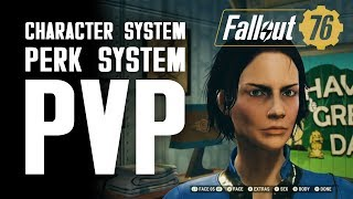 This Just In: Character & Perk System, Plus New PVP Details for Fallout 76 - Quakecon Review