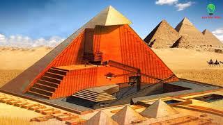 Có phải người ngoài hành tinh đã xây Kim Tự Tháp Giza ?