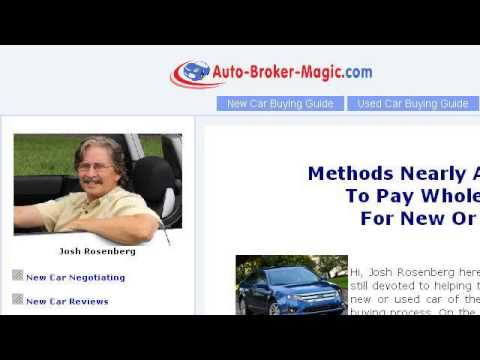 how to become a classic car broker - How To Become A Auto Broker