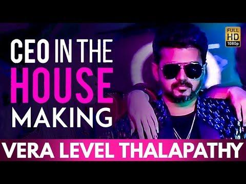Vera Level Thalapathy Vijay | Sarkar - CEO In The House Singer Interview | Nakul Abhyankar