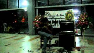 Michael Siaotong - Andy Mckee cover