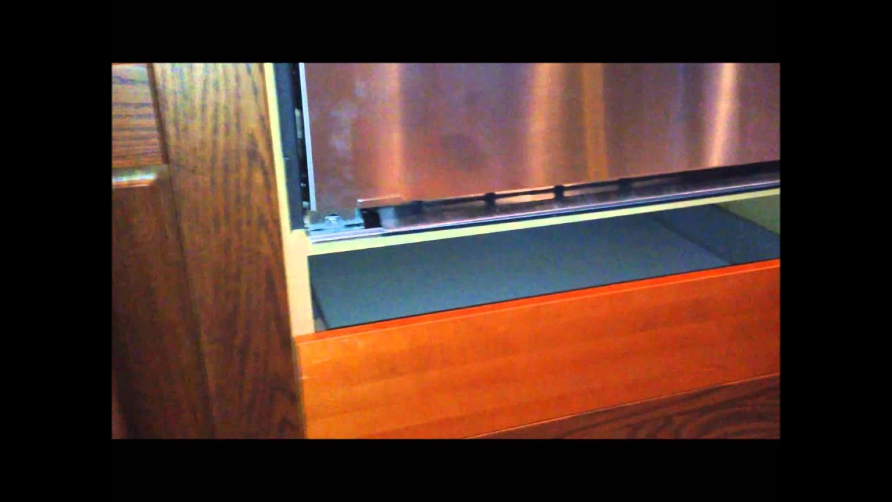 How to fit an IKEA oven and microwave into a tall oven