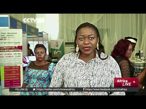Nigeria holds exhibition held to popularize local health care