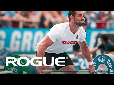 Rich Froning Max Snatch — Moments — 2018 CrossFit Games - YouTube b0635a6d5