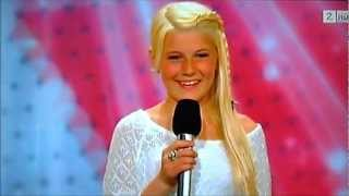 Norske Talenter 2012 - Alice - Price Tag.