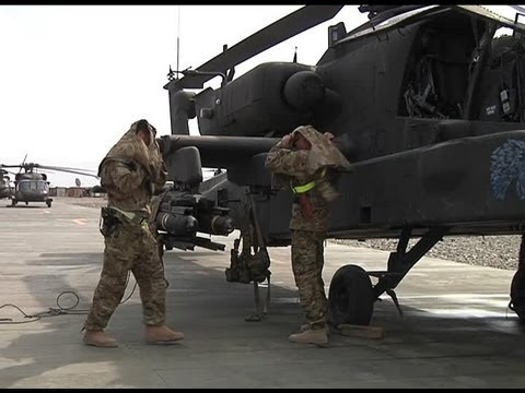 Boeing AH-64 Apache Helicopter Pilots