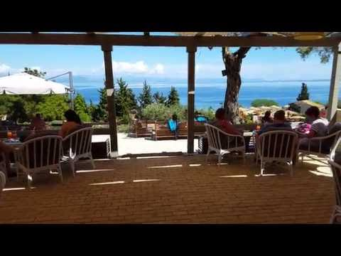 Aeolos Beach Resort Corfu, Perama, Greece , Ultra HD 4K, Samsung Galaxy 6 Edge