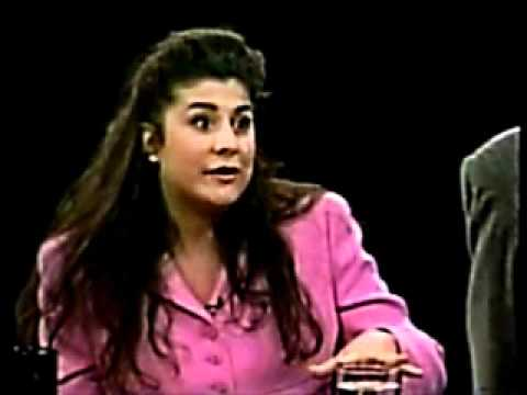 Cecilia Bartoli: Met Debut Interview (1996) - Part 1