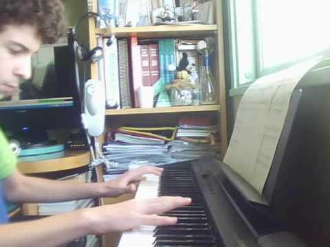 Cha la head cha la-Piano version