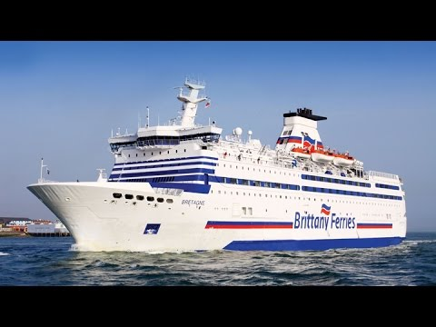 Bretagne - Brittany Ferries' Cruise Ferry