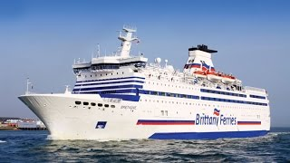 Onboard Bretagne - Brittany Ferries