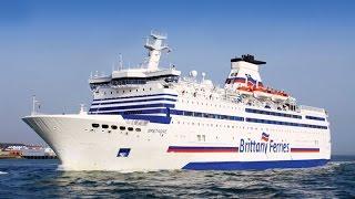 Onboard Bretagne - Brittany Ferries