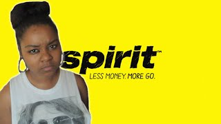 I Will Never Fly SPIRIT AIRLINES Again! | RANT