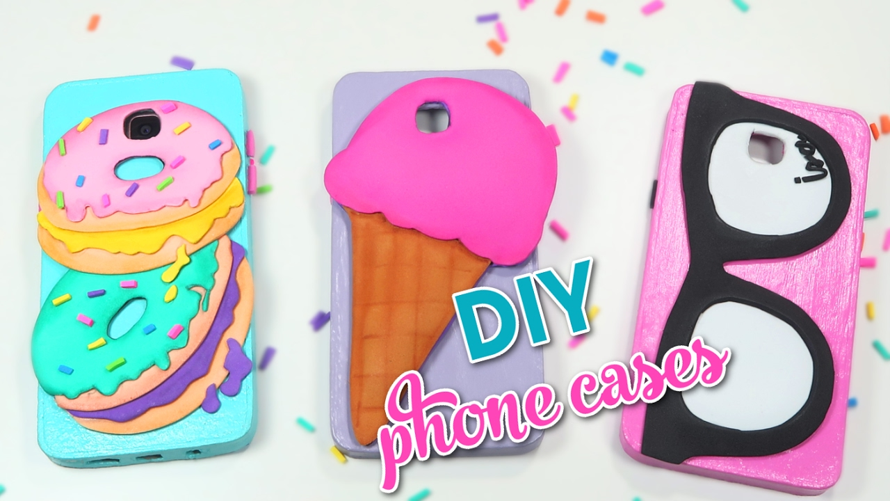 buy popular ba5ee 1d42b DIY EASY PHONE CASES HOMEMADE