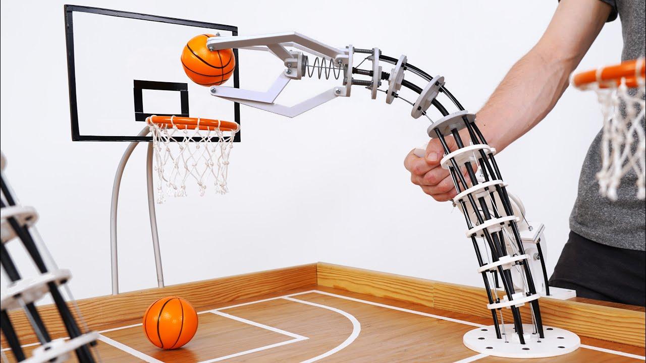 How Engineers Play Basketball