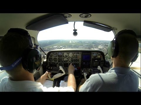 Full Multiengine Flight Lesson in a BE76 Duchess