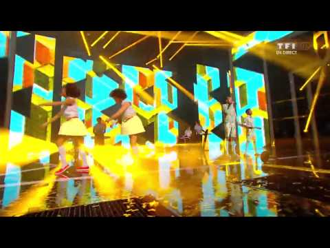 Stromae papaoutai NRJ music award 2013