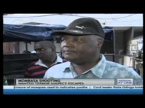 MOMBASA SHOOTING: Police gun down terror suspect in Mombasa