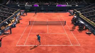 Virtua Tennis 4 Launch Trailer (PS3, Wii, Xbox 360)