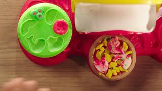 Play-Doh Steam and Top Pizza 培樂多泥膠薄餅烤爐