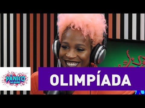 Karol Conka fala sobre sua participação na abertura da Olimpíada | Pânico