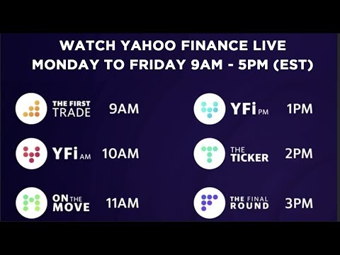 LIVE market coverage: Friday, November 1, 2019 Yahoo Finance