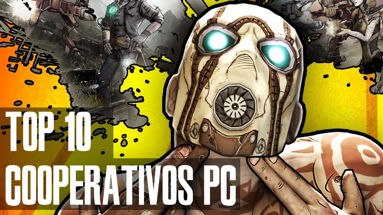 Top 10 Juegos Cooperativos Pc Youtube