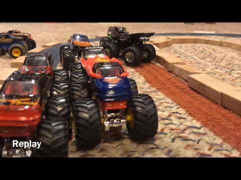 Yoshi Monster Truck Series Season 1 Race 3/5 @ Eldora Speedway