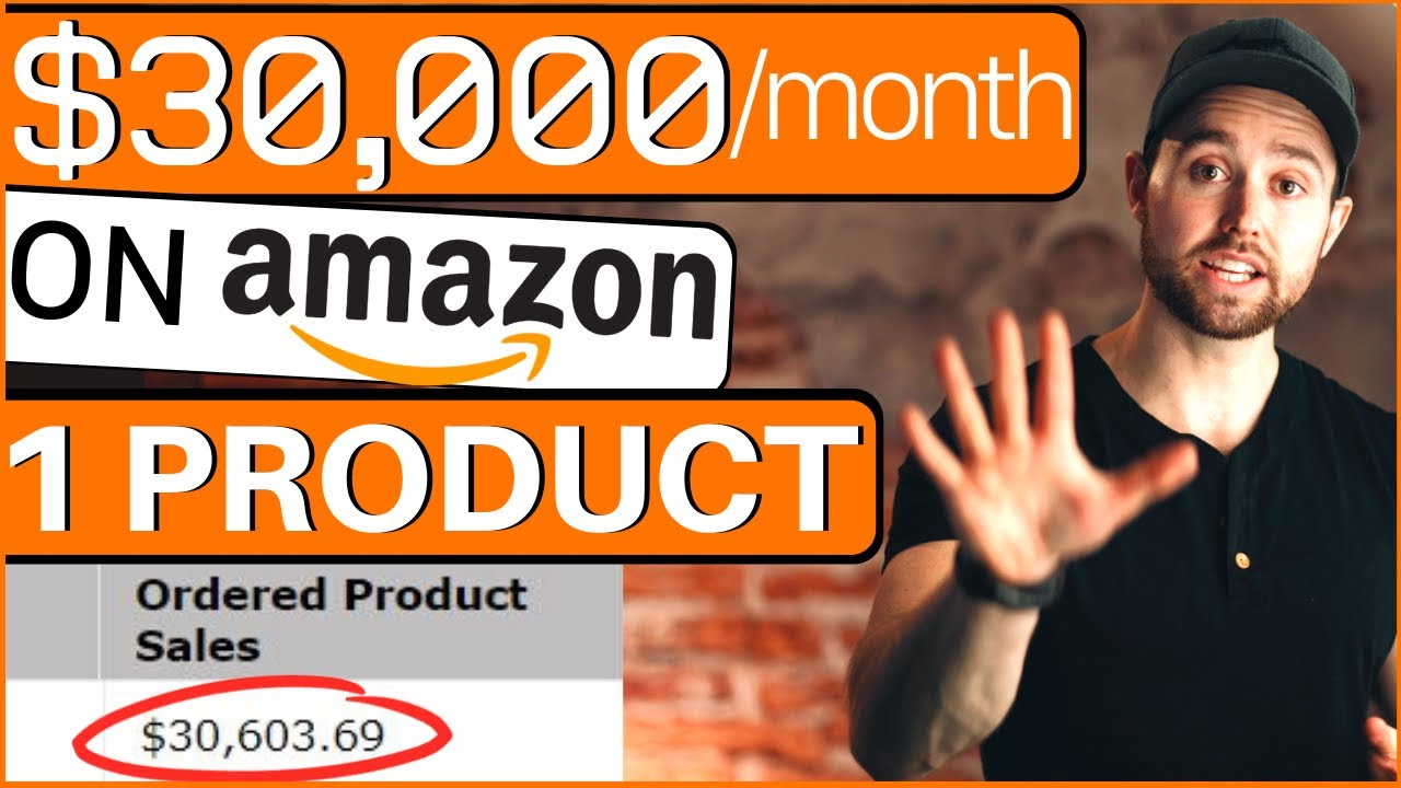 How I Find Products that Sell $30,000 in 30 Days on Amazon | Product Research for Amazon FBA 2020