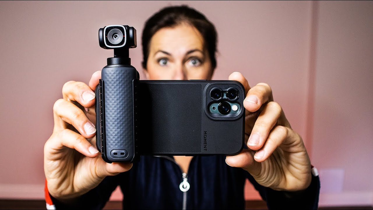 Is this the best 4K vlogging kit ? SNOPPA VMATE full review - YouTube