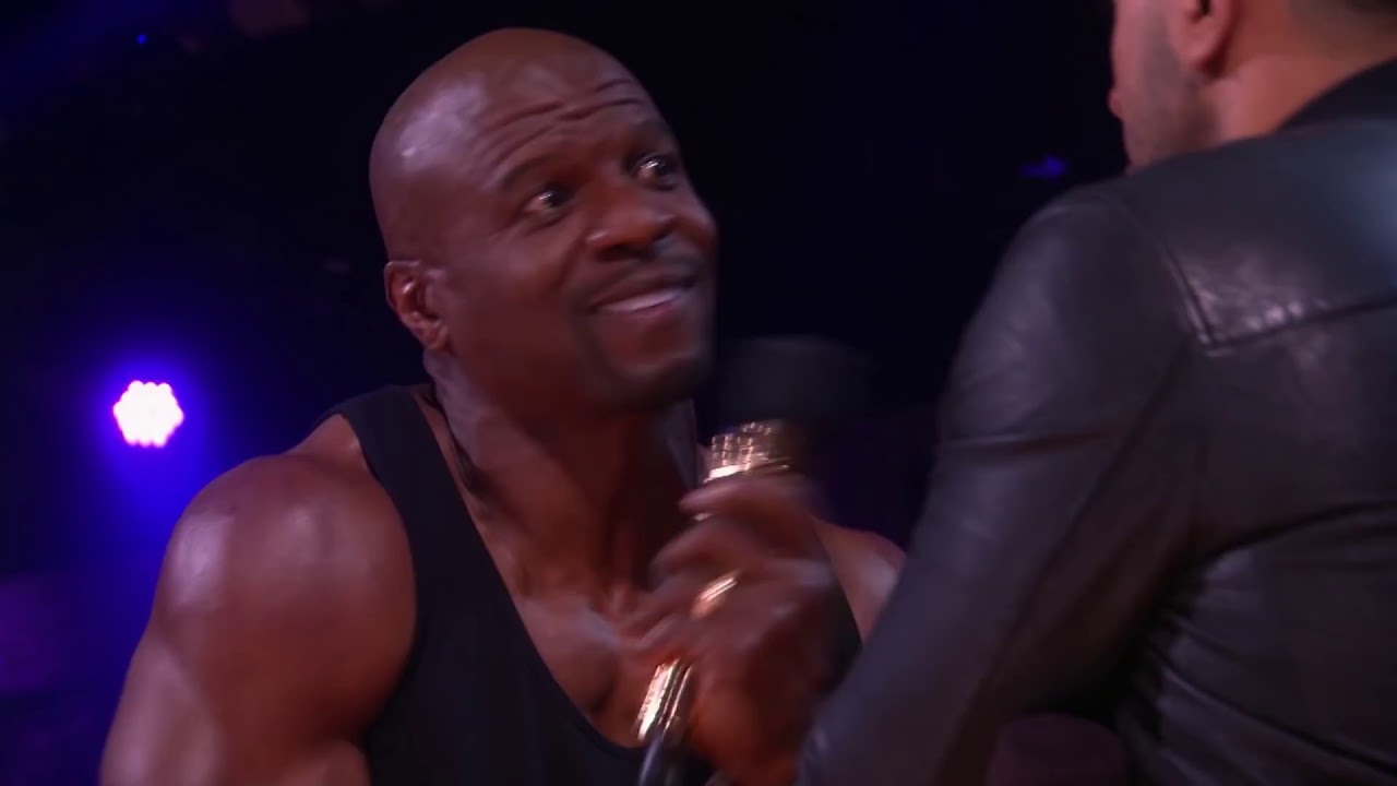 Drop the Mic  Luis Fonsi vs Terry Crews   FULL BATTLE ¦ TBS