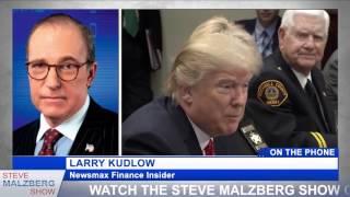 Malzberg | Larry Kudlow: Media doesn