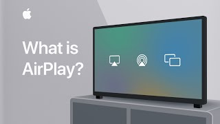 What is AirPlay? — Apple Support
