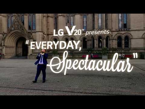 "LG V20: LG V20 x HitRECord ""Everyday, Spectacular"" (Extended Cut)"