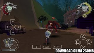Cara Download Game Death Jr PPSSPP Android