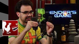 Spoilercast #4 Ender's Game   Rooster Teeth