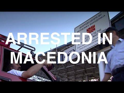 My Macedonian Arrest (Subtitled)