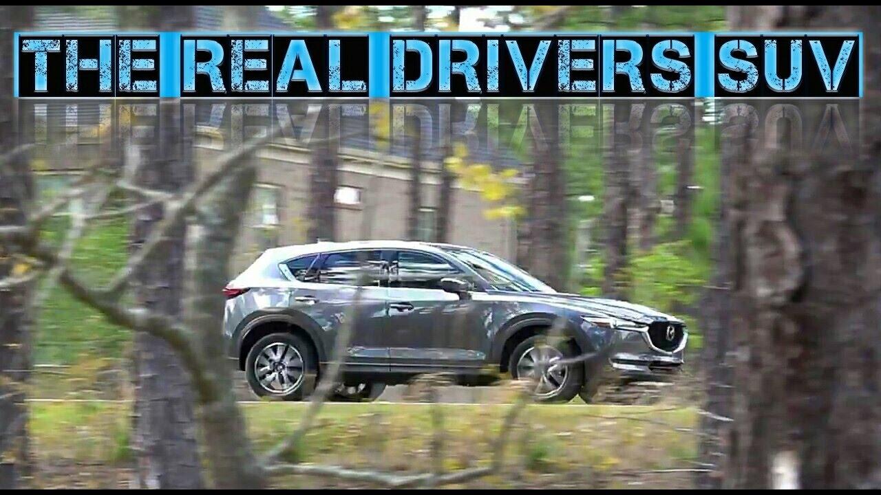 2017 Mazda Cx5 Grand Touring The Drivers Suv