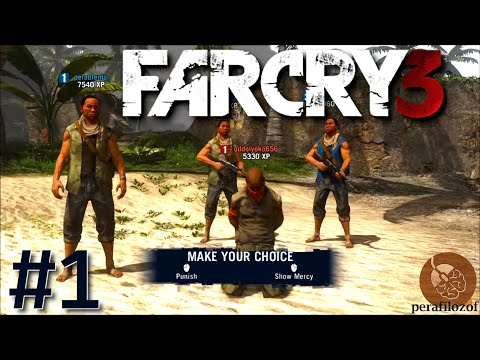Far Cry 3 multiplayer Mercy and Punish