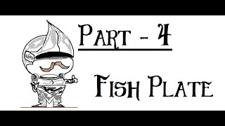 Fish Plate - A Series of Unfortunate Art - Part 4 - Norwall Nubs
