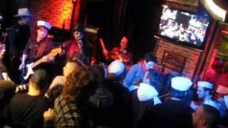 Les Psycho Riders sont Turbonegro - No I'm Alpha Male - 2010.02.12 @ Scanner, QC