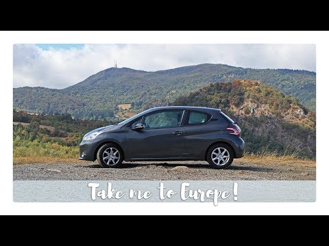 Car Essentials for Driving in France and Italy